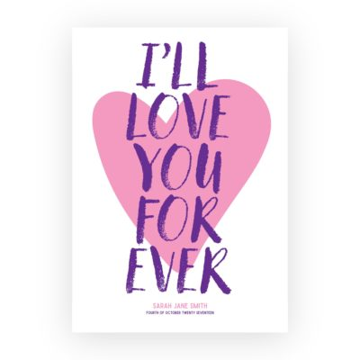 I'll-Love-You-Forever-Print